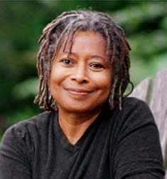 in search of a good life in roselily by alice walker I was on my way to talk to alice walker, prepatory to writing about her, and i was reading my homework: galley proofs of alice walker's newest book, ''in search of our mothers' gardens: womanist prose,'' essays, speeches and reviews written over 17 years - nearly her entire adult life.