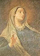 Catherine of Genoa portrait