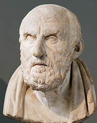 Chrysippus portrait