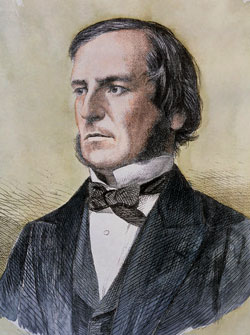 George Boole portrait