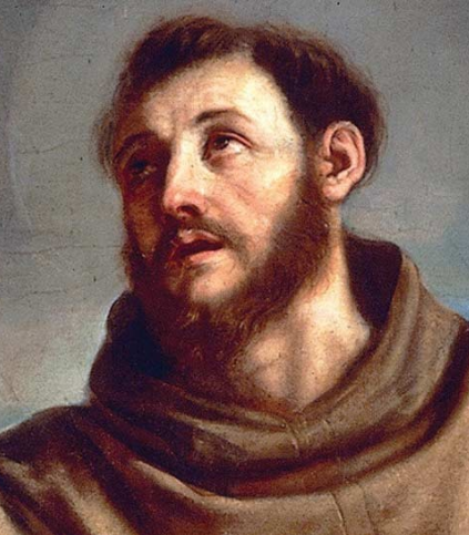 Francis of Assisi portrait