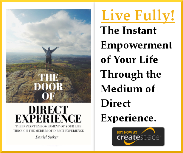 The Door of Direct Experience: Empowering Book by Daniel Seeker on Amazon
