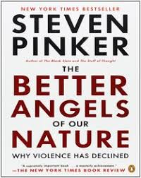 The Better Angels of Our Nature by Steven Pinker quotes
