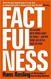 Factfulness by Hans Rosling quotes