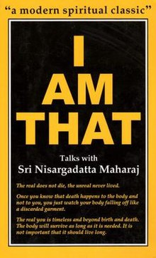 I Am That by Nisargadatta Maharaj quotes