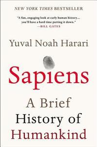 Sapiens by Yuval Harari quotes