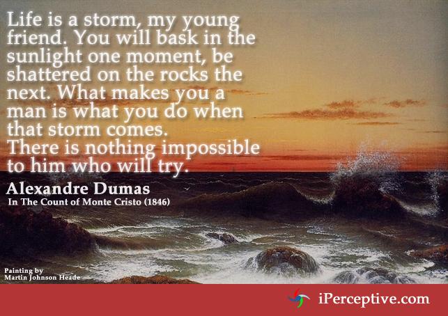 Quotes by Alexandre Dumas - quotes-inspirational.com