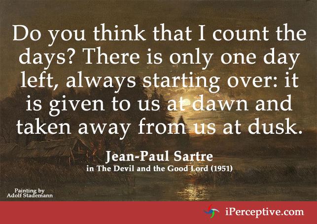 Jean Paul Sartre Quotes Iperceptive