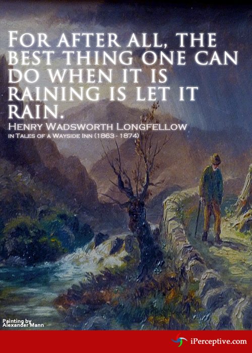 Henry Wadsworth Longfellow Quote