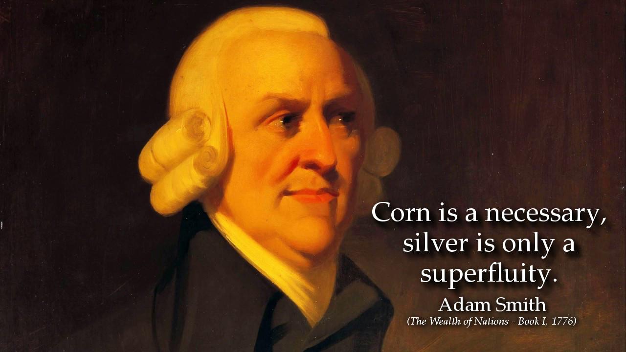 Adam Smith Quotes - iPerceptive