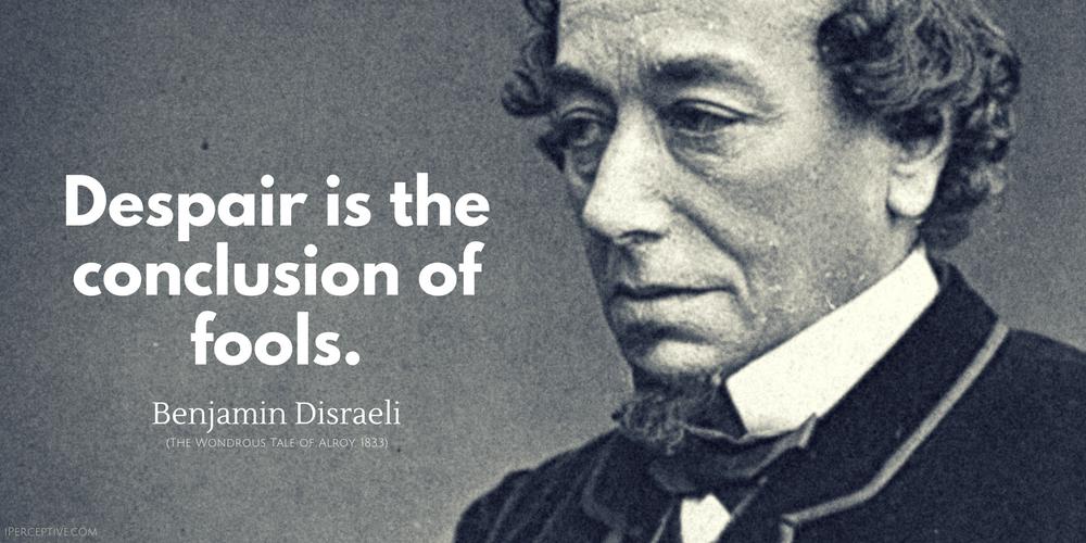 Benjamin Disraeli Biography