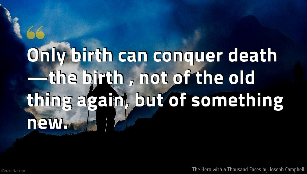 The Hero With A Thousand Faces By Joseph Campbell (Quotes