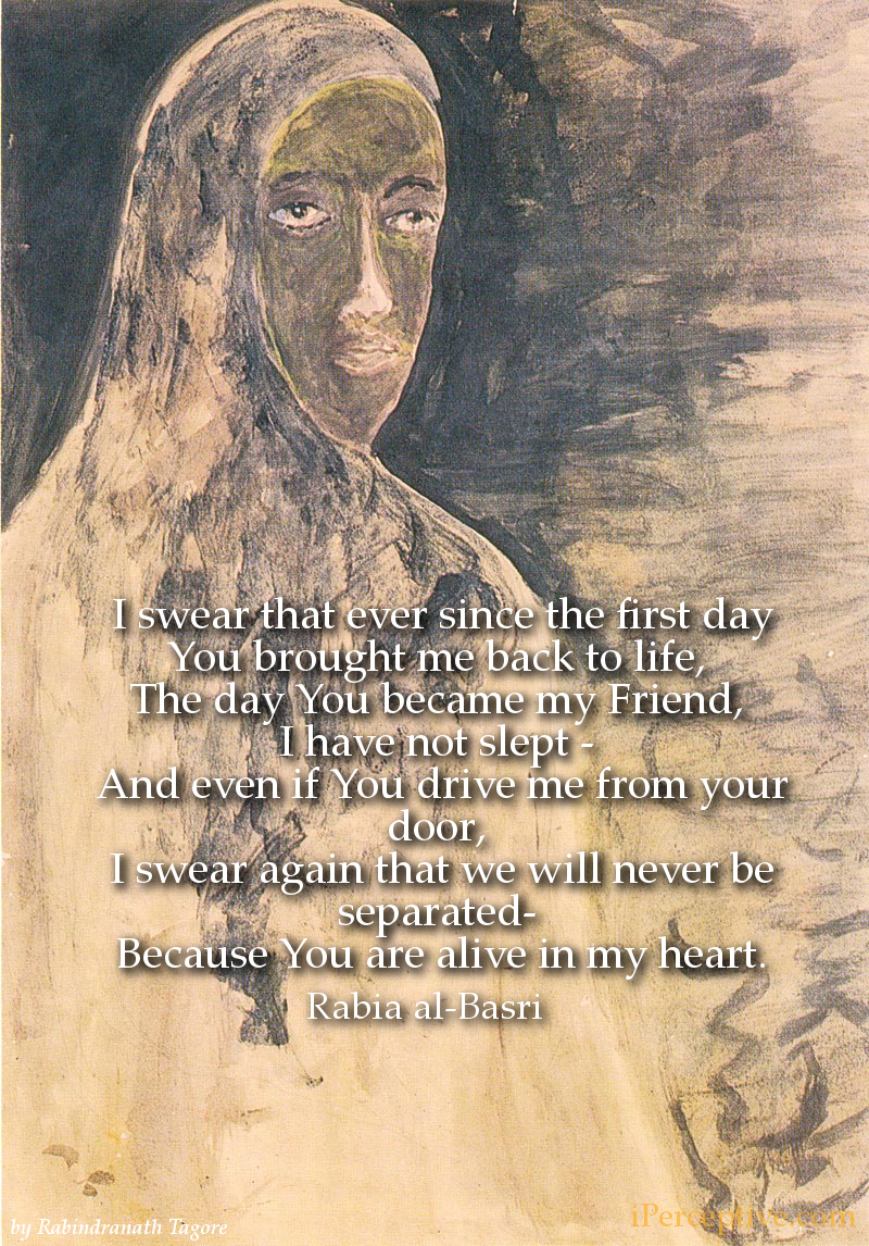 Rabia al-Basri Quote: I swear that ever since the first day You brought me back to life...